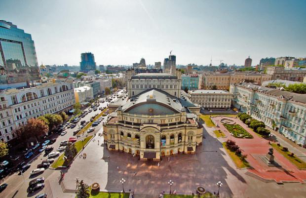 Национальная опера Украины, Киев