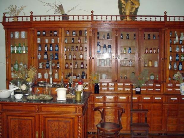 Аптека-музей Киев