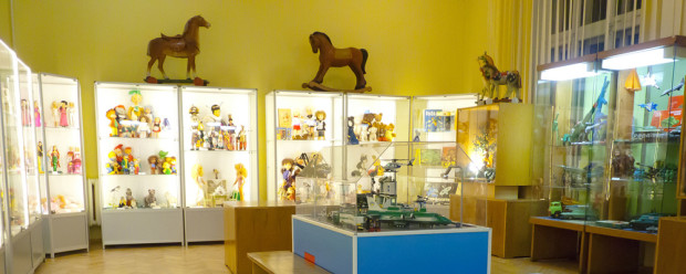 музей игрушки киев
