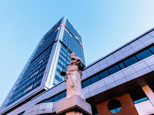 Здание апелляционного суда киев