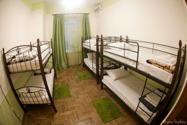 hostel olive