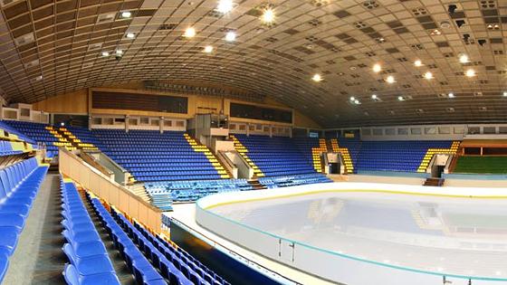 Киевский дворец спорта