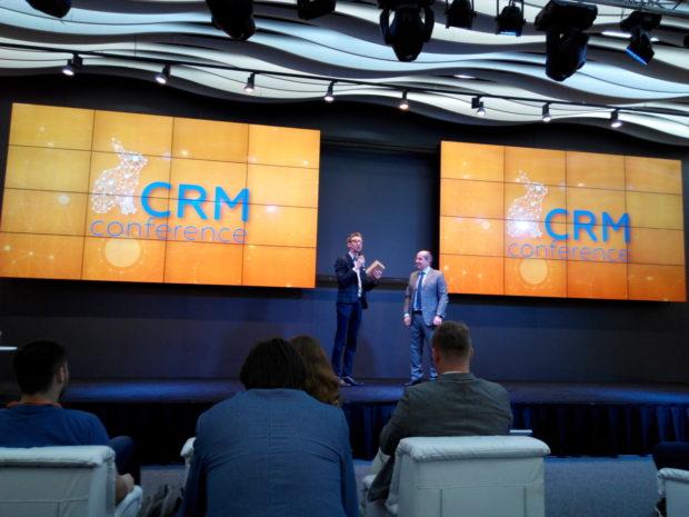 Игорь Манн на CRM Conference