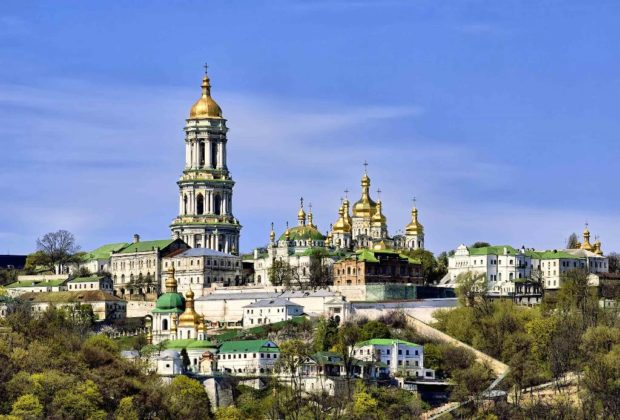 Киево-Печерская Лавра Киев