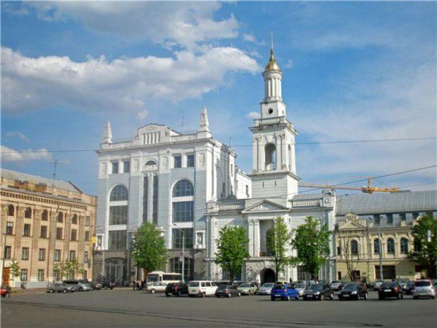 Контрактовая площадь Киев