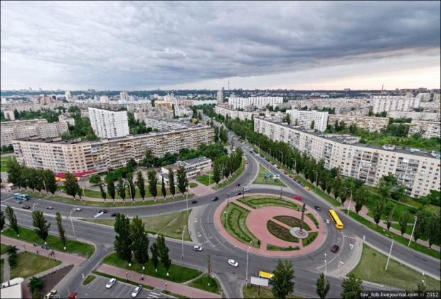 Сантьяго де Чили на Оболони, Киев