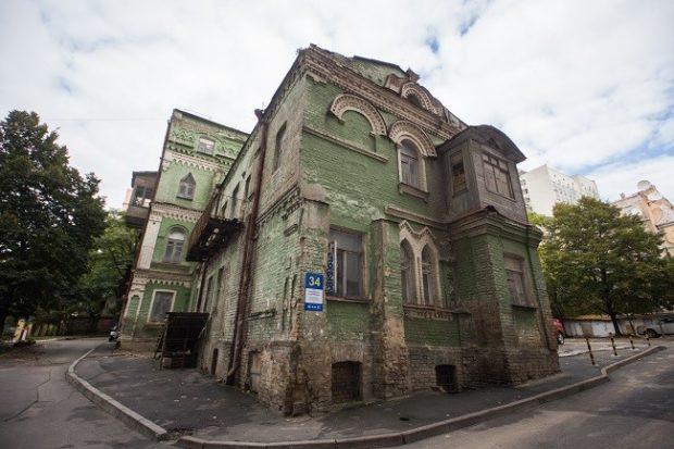Бульварно-Кудрявской, 34, Киев