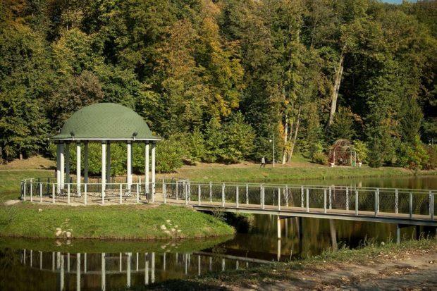 Парк Феофания Киев