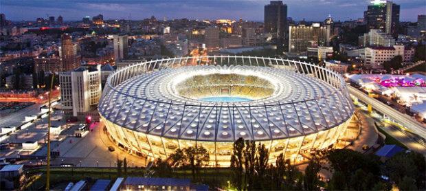 НСК Олимпийский, Киев