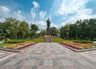Парк Т.Г. Шевченко Киев