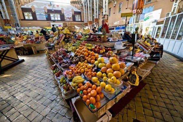 Бессарабский рынок, Киев