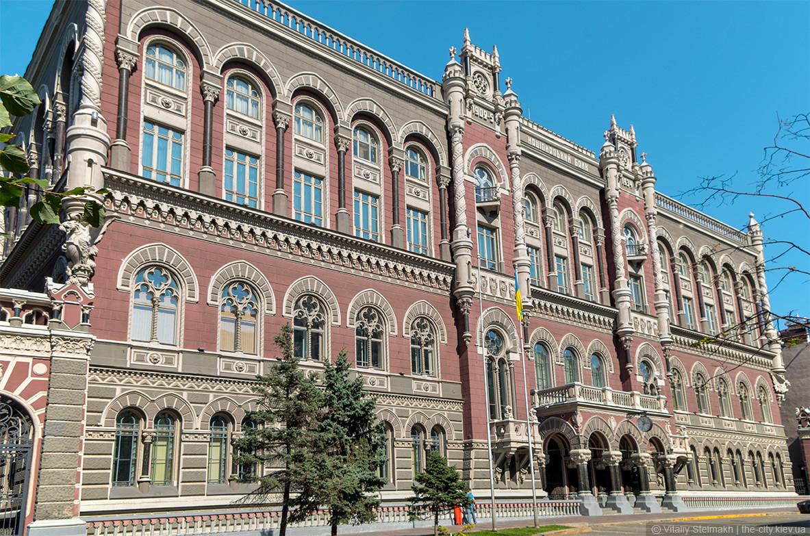 Национальный банк Киев