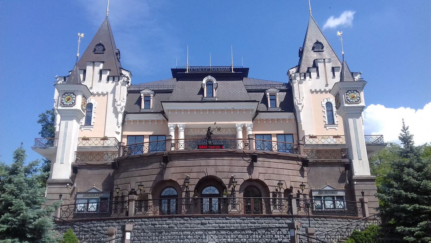 Театр кукол Киев