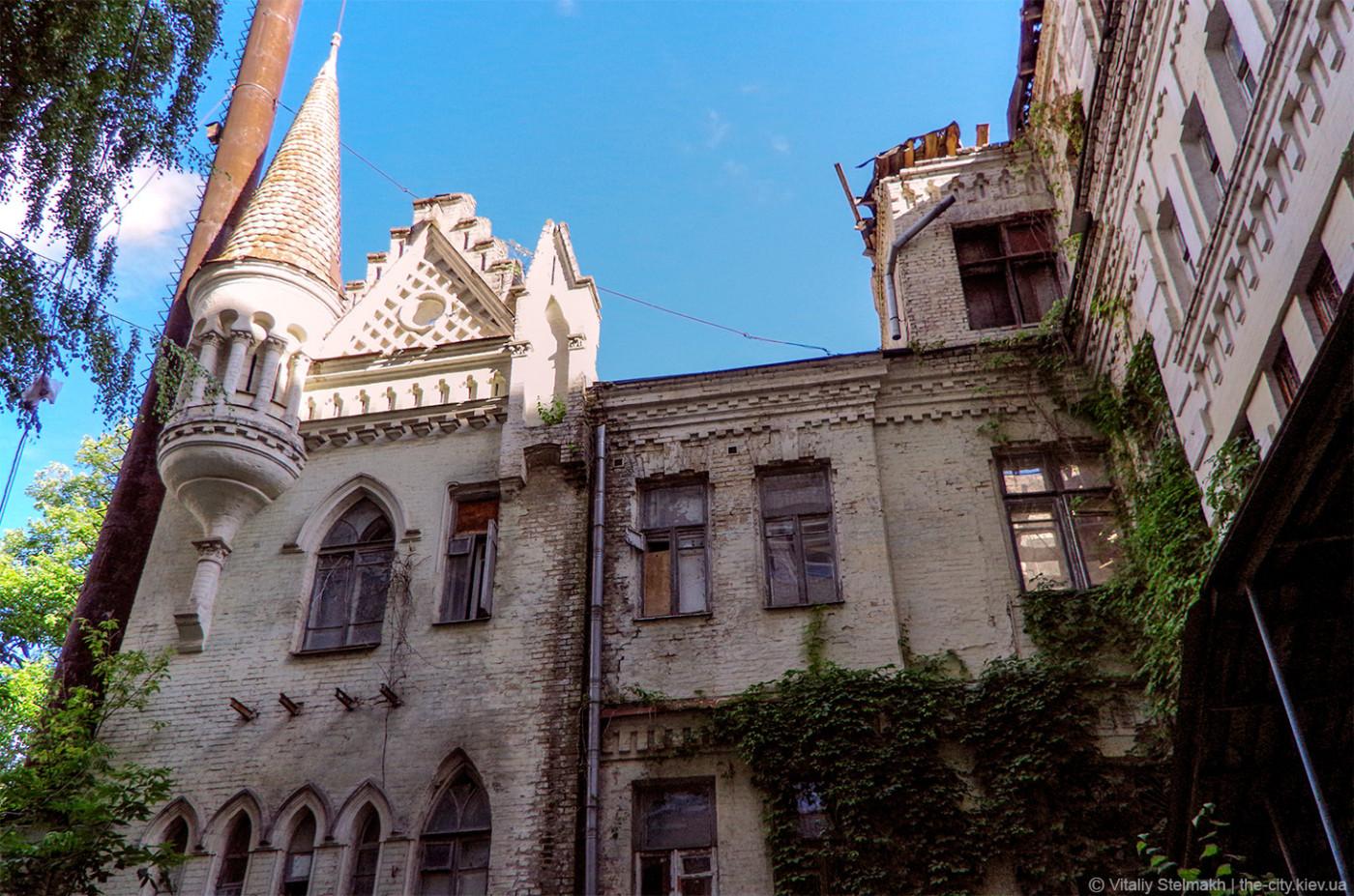 Замок Штейнгеля Киев