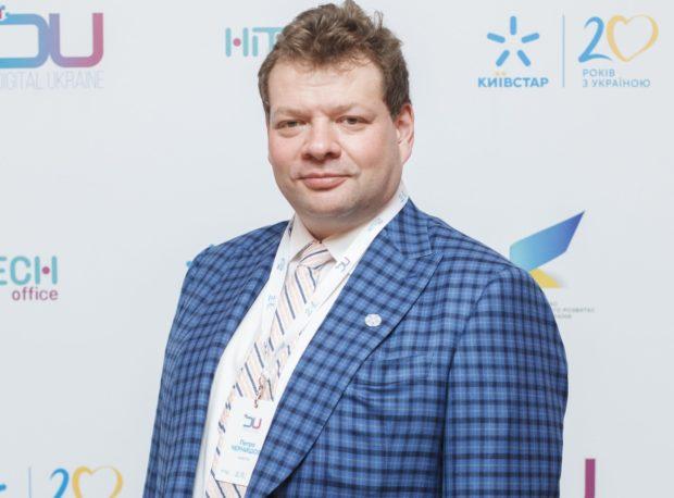 Петр Чернышов, Президент Киевстара