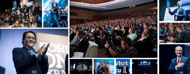 Forum One 2016 в Киеве