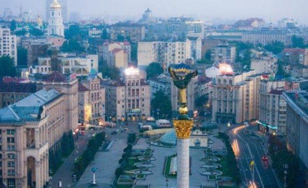 Крещатик Киев