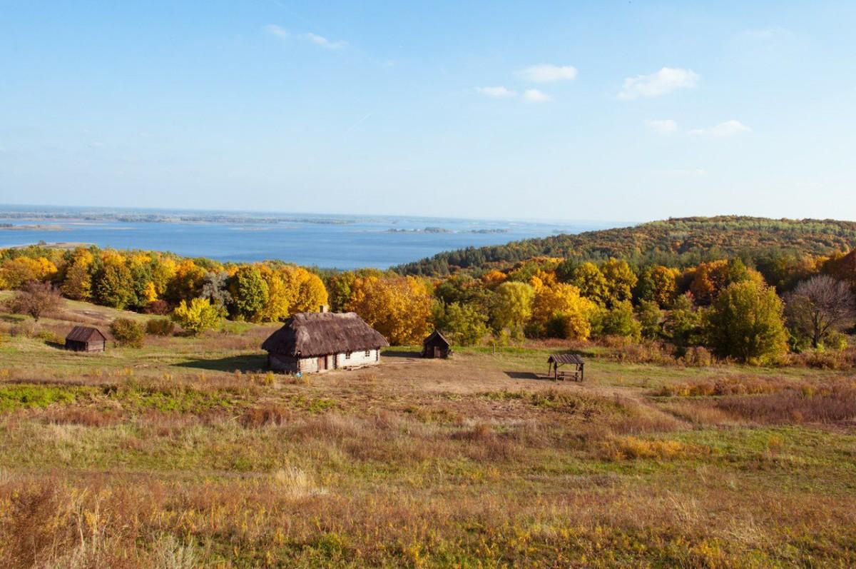 Пейзажи в Витачеве