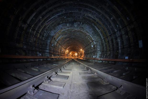Киевское метро, тоннели