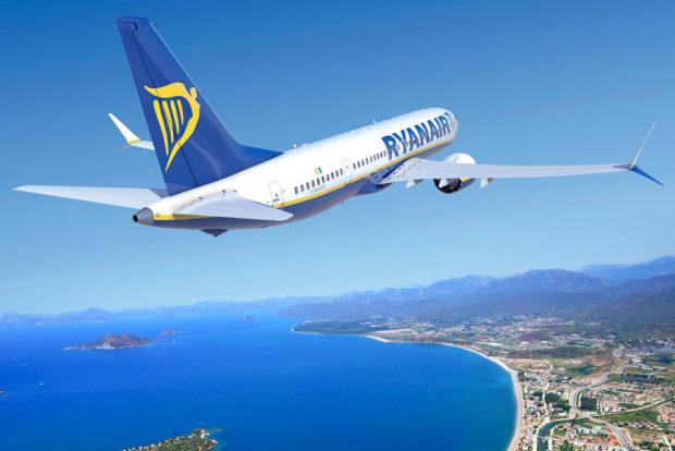 Ryanair, авиакомпания, лоукост