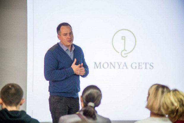 Кирилл Нагорный, маркетинговое бюро Monya Gets