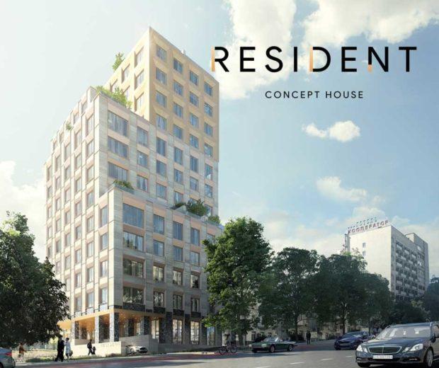 ЖК RESIDENT Concept House Киев