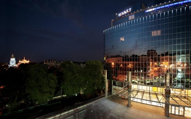 Отель Hyatt Regency Kyiv