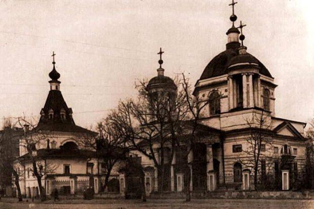 Церковь Николы Доброго