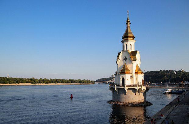 Храм святителя-чудотворца Николая на водах