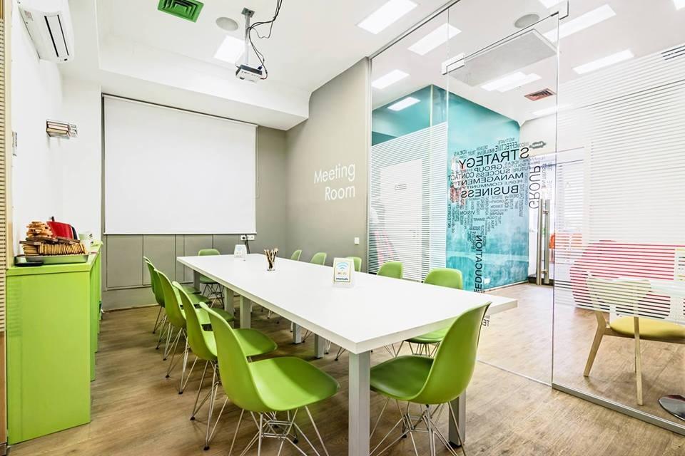 Коворкинг Smart cafe Bibliotech киев