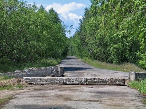Днепровско-Тетеревский заповедник, Киевщина
