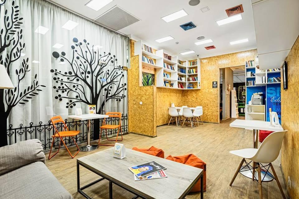 Smart cafe Bibliotech киев