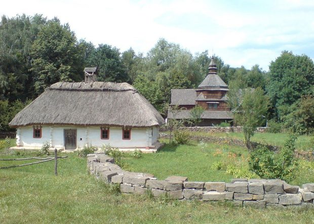 Усадьба Пирогово на Киевщине