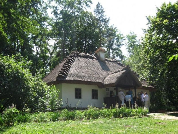 Шевченковский парк