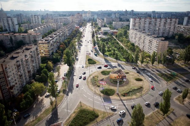 На Оболони появятся многоэтажные паркинги и новая транспортная развязка