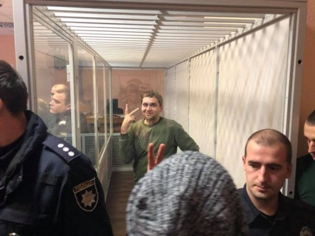 В Киеве суд арестовал блогера Барабошко: залог 3 миллиона