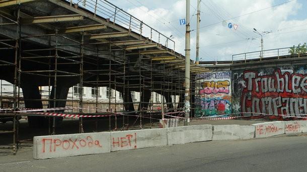 Снос Шулявского моста откладывается