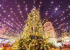В центре столицы начинается подготовка к новогоднему проекту «Страна Северного сияния»