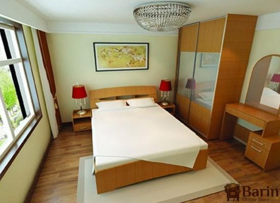 кровать для спальной комнаты