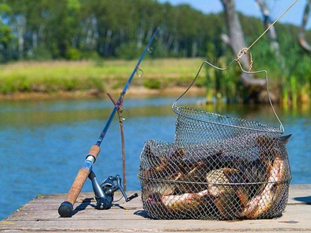 Рыбалка в Киеве и облассти