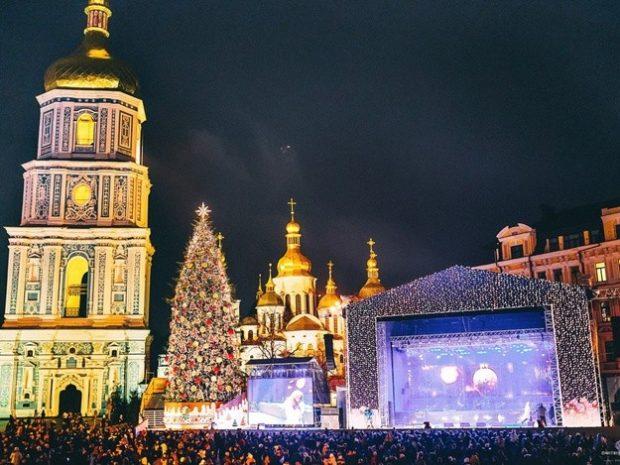 В Киеве воссоздадут атмосферу зимней сказки