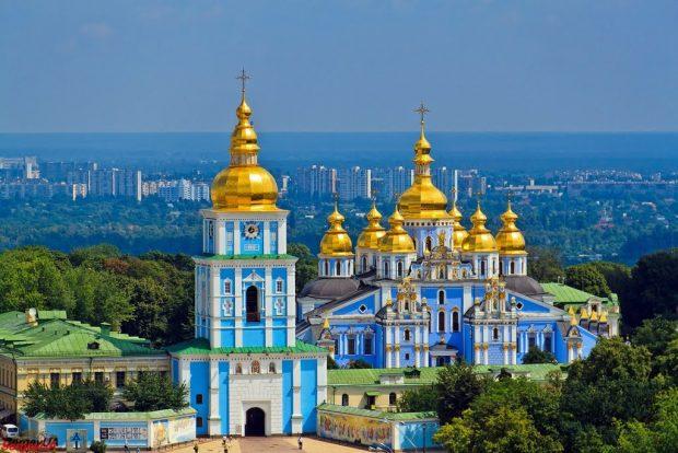Михайловский Собор сегодня Киев