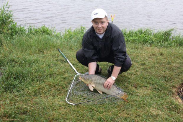 Рыбалка в Малотпловецком Киевская область