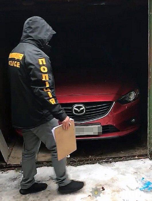 В Киеве полицейские разоблачили дуэт автоугонщиков