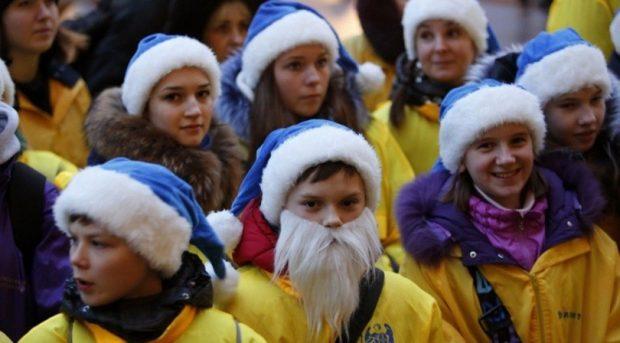 В Киеве состоится парад помощников святого Николая