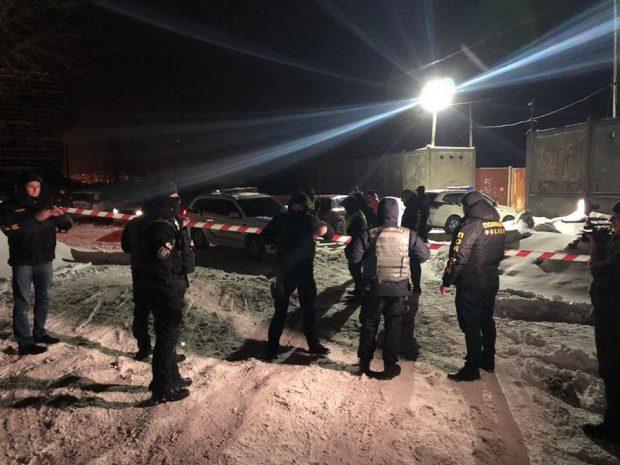 В Киеве напали на журналистов: полиция задержала девять человек