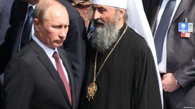 Россия готова защищать верующих в Украине
