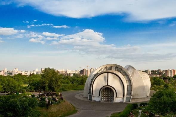 В Киеве построят новый крематорий