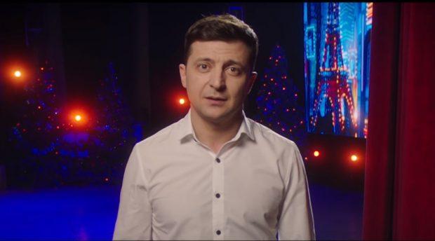 Зеленский идет в президенты: видео обращения