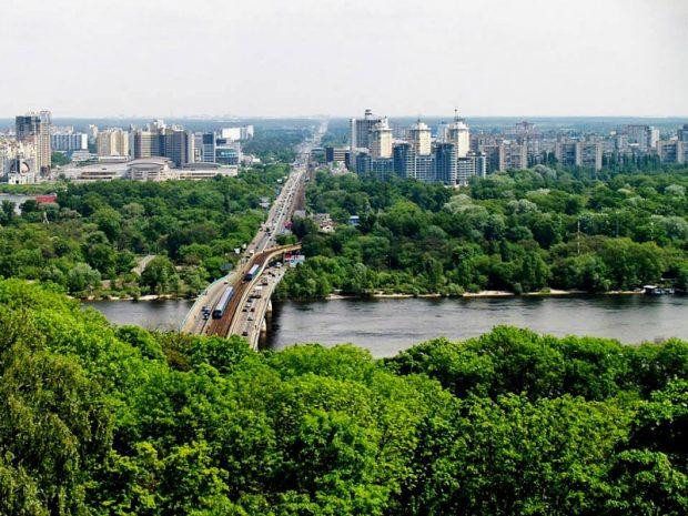 Киевские холмы
